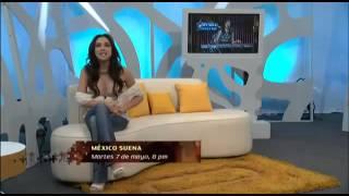 Oops présentatrice mexicaine perd son chemisier