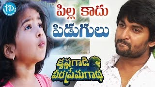 Kid Plays Key Roles In Krishna Gadi Veera Prema Gaadha Movie - Nani, Mehrene