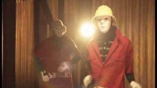 """Jabbawockeez - MTV Australia """"Top 20 Dance Moves"""" Part 5"""