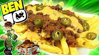Las Deliciosas Chili Fries de Ben 10