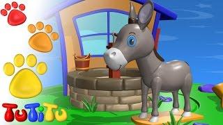 TuTiTu Animals | Animal Toys for Children | Donkey