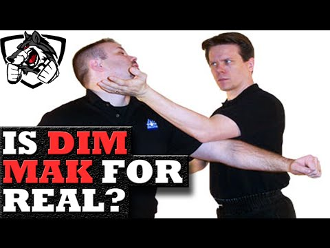 Is Dim Mak (The Death Touch) for Real?!