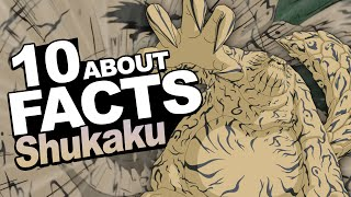 "10 Facts About Shukaku/The One Tailed Beast You Should Know!!! w/ ShinoBeenTrill ""Naruto Shippuden"""