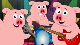 Oink Oink Pig   Original Song   Nursery Rhymes   Kids Songs   Baby Rhymes   Children Videos