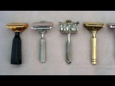 The history behind the GEM razor (Txt2Spch)