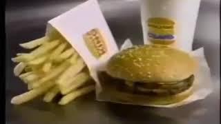 Burger King Ad- A Goofy Movie (1995)