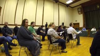 2014-10-07 Village of Phoenix Board Meeting