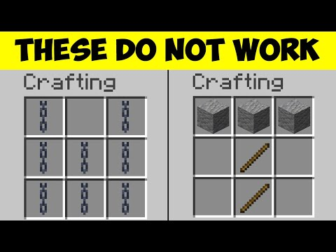 29 Minecraft Things That Might Annoy You