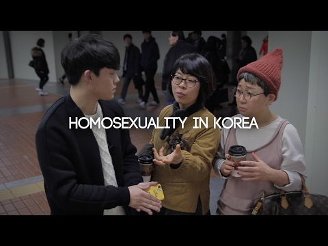 JAYKEEOUT : What Koreans Think about Gay / Lesbian (Homosexuality)