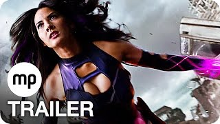 X-MEN APOCALYPSE Trailer 2 German Deutsch (2016) Exklusiv