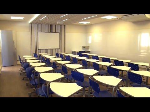 Inauguração das novas salas de aula da PUC-SP