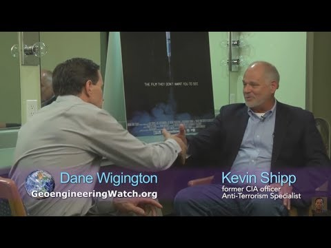Former CIA Officer, Kevin Shipp, Blows The Whistle On Government Criminality