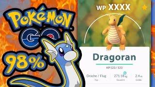 Mein 2. Dragoran WP 3500+ | Pokémon GO Deutsch #275