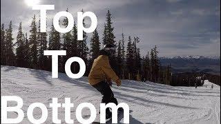Keystone Opening Day 2017/ 2018 Season - Top To Bottom Run