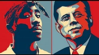 Tupac ft JFK - Caged Beasts ▽ (with Lyrics) HD 2012