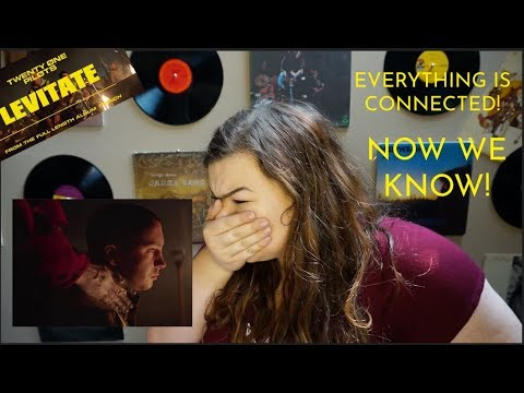 twenty one pilots: Levitate (REACTION)