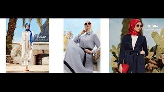 Tuğba Venn 2016 İlkbahar Yaz Tesettür Giyim Modelleri