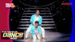 Emotional Dance Performance Made Riteish Deshmukh Cry In 'So You Think You Can Dance' | #TellyTopUp