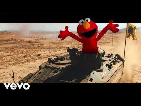 Post Malone - Psycho ft. Ty Dolla $ign | Elmo Parody