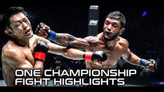 ONE Warriors of the World Fight Highlights: Alex Silva Shocks the World!