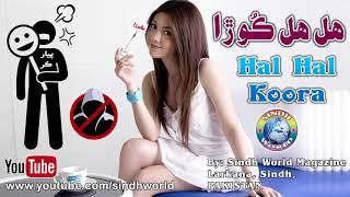 Hal Hal Koora | Sindhi Songs 2017 | New Album | Music | Remix | Pop |  HD Songs | Sindh World