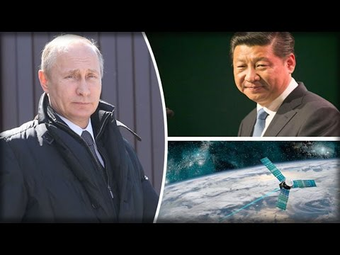 watch RUSSIA, USA AND CHINA ARE PREPPING FOR ALL-OUT SPACE WAR