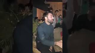 Uska Hi Bana    Vahaj Hanif    New Year Night    Unplugged Version