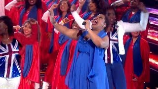 Britain's Got Talent 2016 100 Voices of Gospel Semi-Final Round 1 Full Performance S10E08