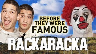 RACKARACKA - Before They Were Famous - Ronald McDonald