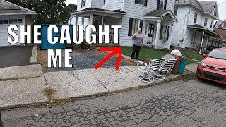 Crazy Things People Throw In The Trash - Ep. 185