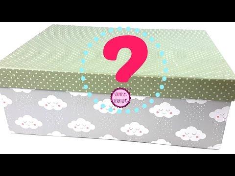 ¡¡CAJA SORPRESA!! Box opening Reborn Baby Doll
