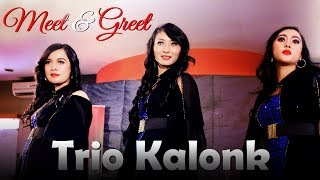 trio kalonk meet and greet tv musik indonesia nstv