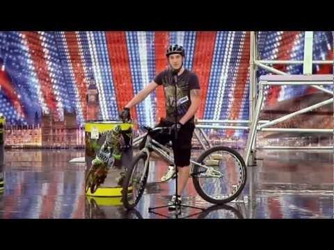 Joe Oakley on Britain s Got Talent 2011 Week 7
