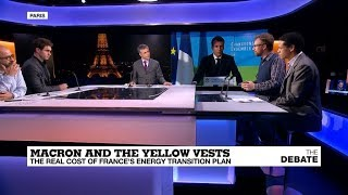 "Macron and the ""Yellow vests"": The real cost of France"