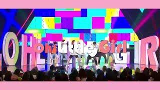 [프로듀스 101] 슬레이트 - Oh Little Girl (최민기, 박지훈, 배진영, 안형섭, 이의웅, 이건희, 정세운)