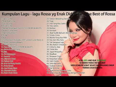 Kumpulan Lagu - lagu Rossa yg Enak Didengar  The Best of Rossa