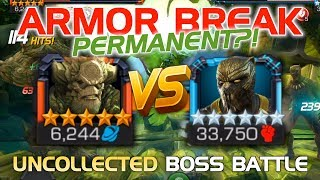 King Groot vs. Killmonger Uncollected Boss Fight w/ Tips | Marvel Contest of Champions