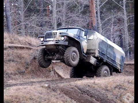 Russian Truck Drivers in Extreme Condition 2014 NEW Siberian Off Road