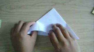 How to make a origami pop up card