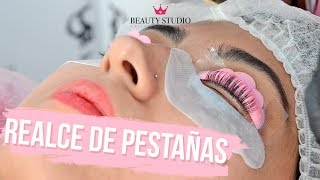 Realce de Pestañas Naturales | Beauty Studio Bogotá