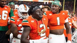 The U's dominant win over Notre Dame leaves Miami buzzing | ESPN