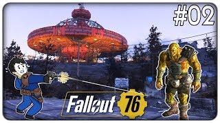 PERICOLOSI MOSTRI E GRANDI SEGRETI NASCOSTI FRA LE MONTAGNE | Fallout 76 - ep. 02 [ITA]