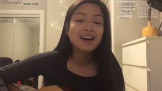 Versace on the Floor - Bruno Mars (cover by Andrea Tabo)