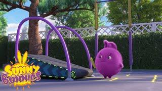 Videos For Kids | SUNNY BUNNIES - Hopscotch Bunnies | New Episode | Season 4 | Cartoon