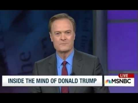 Psychologist on TRUMP's Extreme NARCISSISM | Lawrence O'Donnell inside Donald Trump's mind