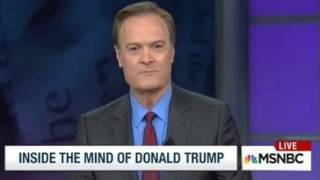Psychologist on TRUMP's Extreme NARCISSISM | Lawrence O'Donnell inside Donald Trump's mind