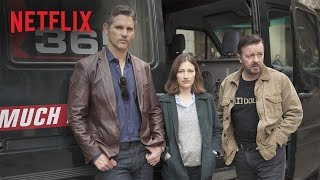 Special Correspondents - Officiële trailer - Netflix [Nederlands]