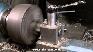 HOW TO MACHINE A STEAM ENGINE CYLINDER - MODEL ENGINEERING FOR BEGINNERS #5
