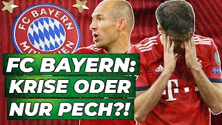 FC Bayern: So schlimm ist die Krise wirklich!  Analyse