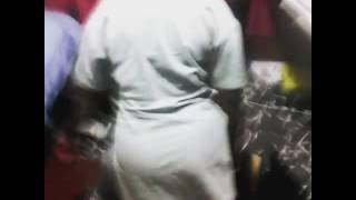 sexy kenyan twerk in a dress